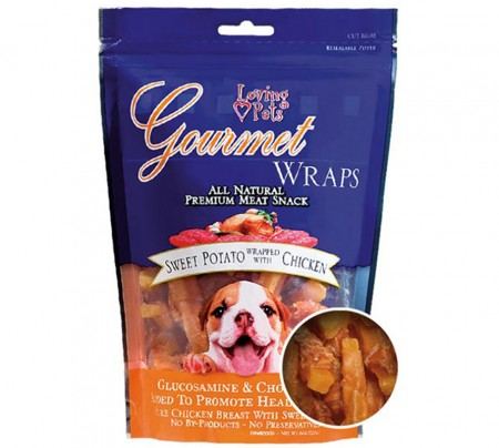 Dog Treats - Sweet Potato Sticks
