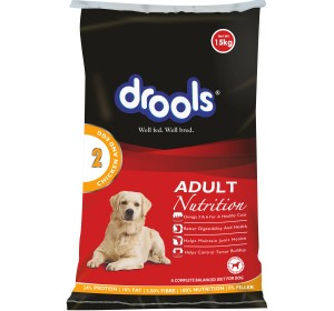 Drools Chicken & Egg Food for Adult