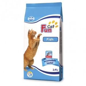 Fun Cat Fish Adult Food