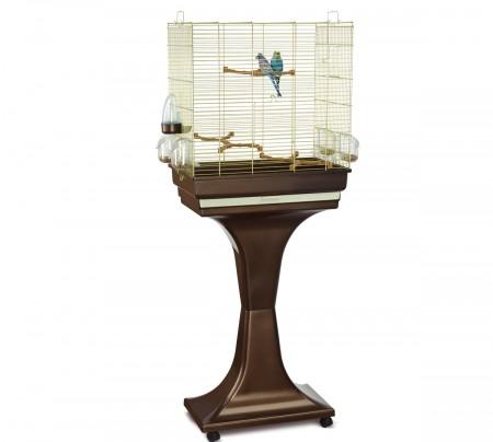 IMAC Camilla Gold Bird Cage For Small Birds