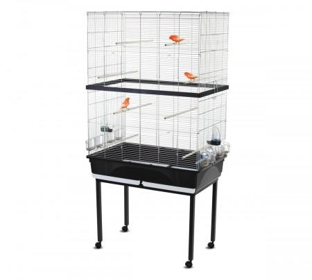 IMAC Tasha Double Bird Cage For Small Birds