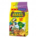 KIKI Excellent Brasil Food For Amazon Parrot
