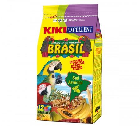 KIKI Excellent Brasil Food For Amazon Parrot