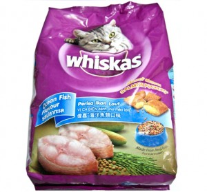 Whiskas Cat Food Pocket Ocean Fish1